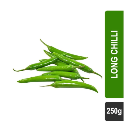 Green Chilli - 250 gm