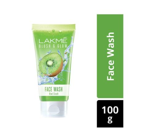 Lakme Blush & Glow Kiwi Fresh Face Wash