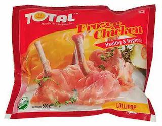 Total Chicken Lollipop 500g