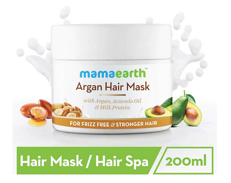 Argan Hair Mask - 200 ml