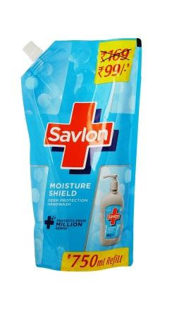 Savlon Moisture Shield Handwash – 750 ml
