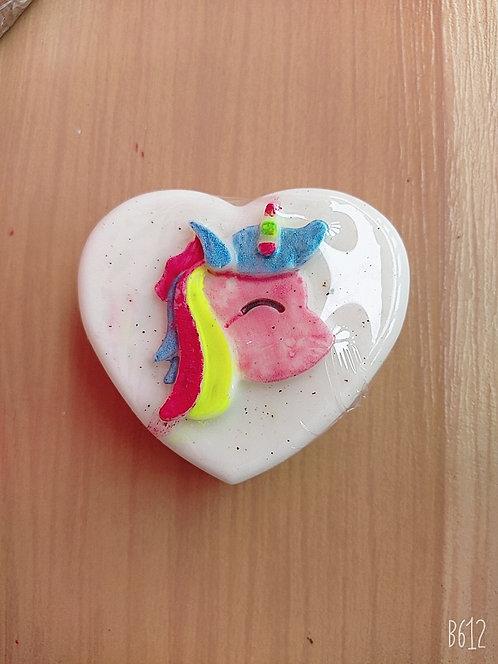 Homemade Unicorn Soap