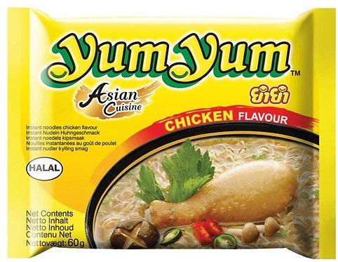 Yum Yum Chicken Noodles 60g - Thailand