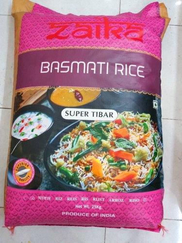 Zaika Basmati Rice -  25 Kg