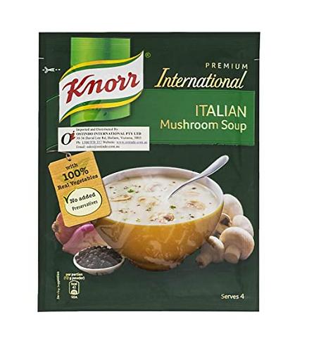 Knorr International Italian Soup - Mushroom, 48g