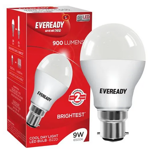Eveready LED Bulb - 9 Watt, 1 pc