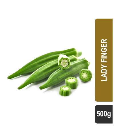Lady Finger - (Bhindi) - 500 g