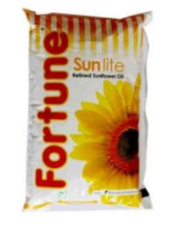 Fortune Sunflower Oil - 1 Ltr