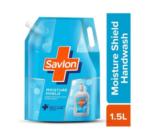 Savlon Moisture Shield Hand wash (Refill)