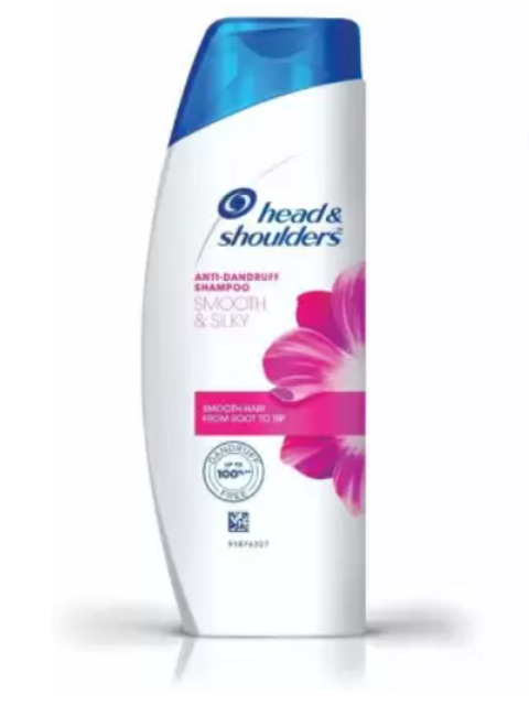 Head and Shoulders Smooth and Silky Shampoo 340 ml