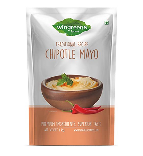 Wingreens Farms Chipotle Mayo (1Kg)
