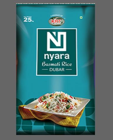 Nyara Basmati Rice Durbar - 25 Kg