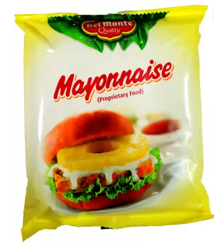 Del Monte Egg-less Mayonnaise Pouch 1 Kg