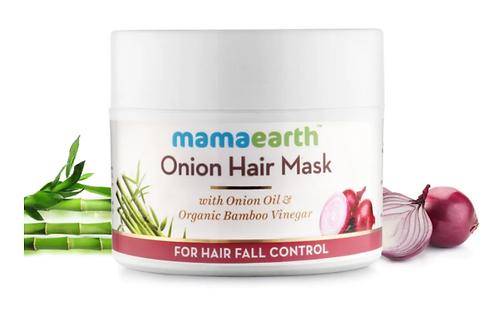 Onion Hair Mask, For Hair Fall Control -200ml