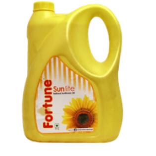 Fortune Sunflower oil - 5 Ltr Jar