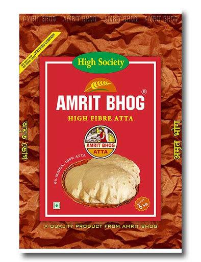 Amrit Bhog Atta - 10 Kg