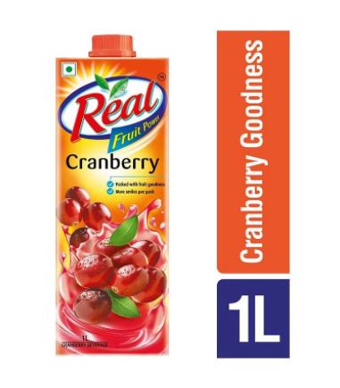 Tropicana Cranberry Goodness Juice