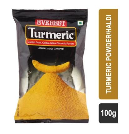 Everest Turmeric Powder/Haldi - 100 g