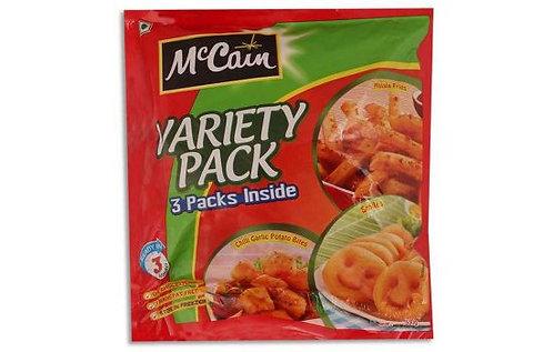 McCain Variety Pack 550g