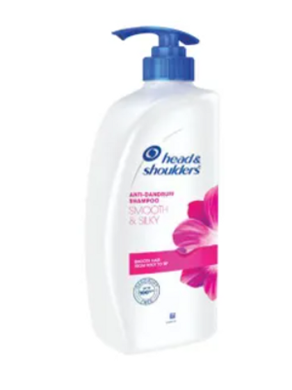 Head and Shoulders Smooth and Silky Shampoo 650 ml