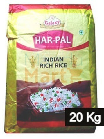 Harpal Galaxy Indian Rice 20 Kg