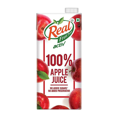 Real Juice Active Apple 1 litre