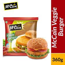Mc Cain Burger 360g