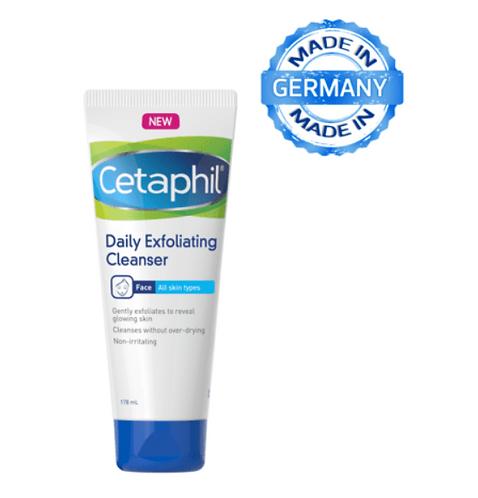 Cetaphil Daily Exfoliating Cleanser - 178 ml