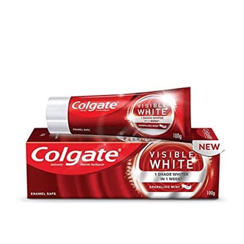 Colgate Visible White (Sparkling Mint) 100 gm