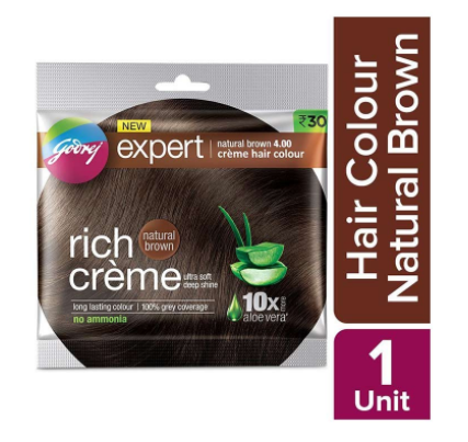 Godrej Expert Rich Creme Natural Brown Hair Colour