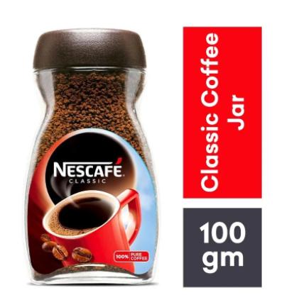 Nescafe Classic Coffee (Jar) - 100 g
