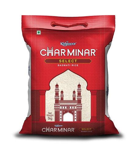 Charminar Select Basmati Rice 1 kg