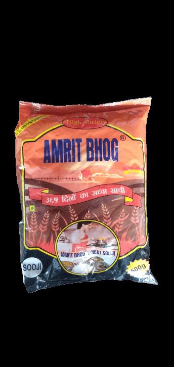 Amrit Bhog Sooji - 1/2 Kg