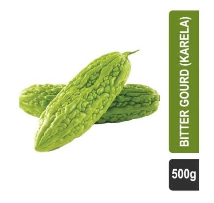 Bitter Gourd (Karela) - 500 gm