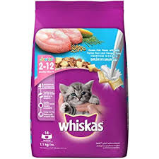 Whiskas Junior Tuna - 1.2 kg