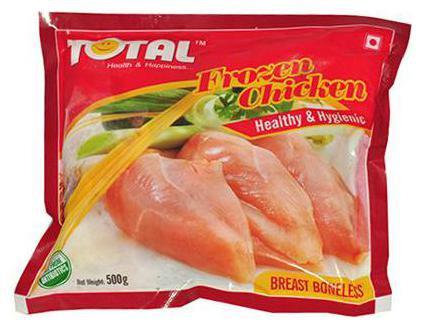 Total boneless chicken 500g (Breast boneless)