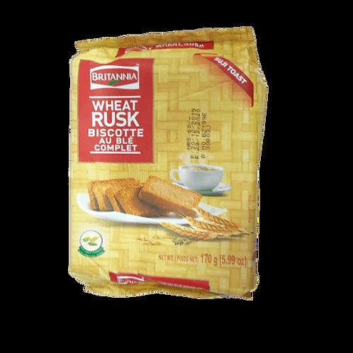 Britannia Wheat Rusk ( Suji Toast) 170 gm