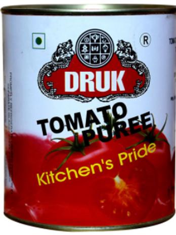DRUK Tomato Puree 450 gm