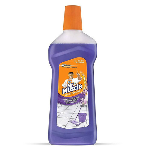 Mr. Muscle Floor Cleaner with Lavender, 500 ml