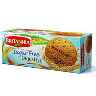 Britannia Digestive Sugar Free Biscuits 200 gm