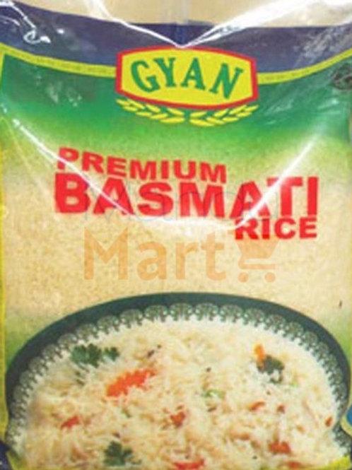 Gyan Basmati Rice Premium 5 Kg