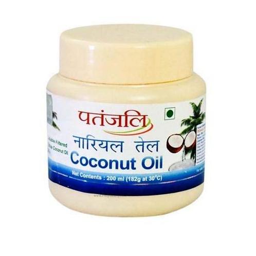 Patanjali Coconut oil 200 ml