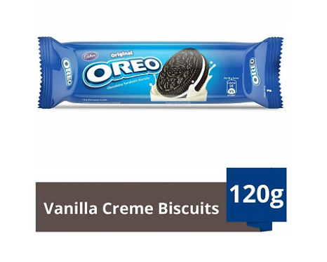 Oreo original Vanilla Cream - 120 g