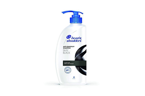 Head and Shoulders silky black shampoo 650 ml