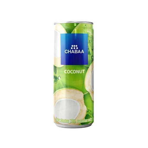 Chabaa Coconut Juice - 230ml