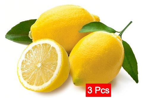 Lemon -3 Pcs