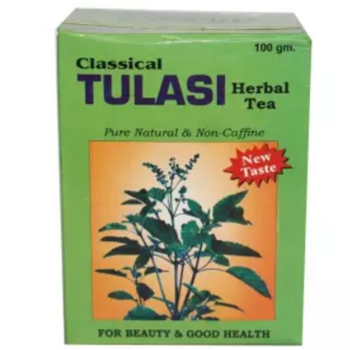 Classical Tulsi Herbal Tea 100gm