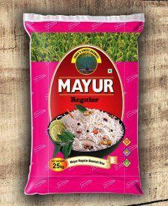Mayur Regular Rice - 25 Kg