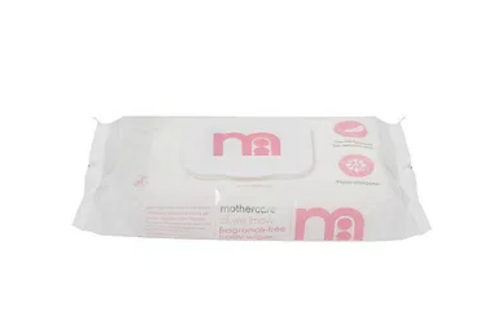 Mothercare All We Know Non-Fragrances Baby Wipes