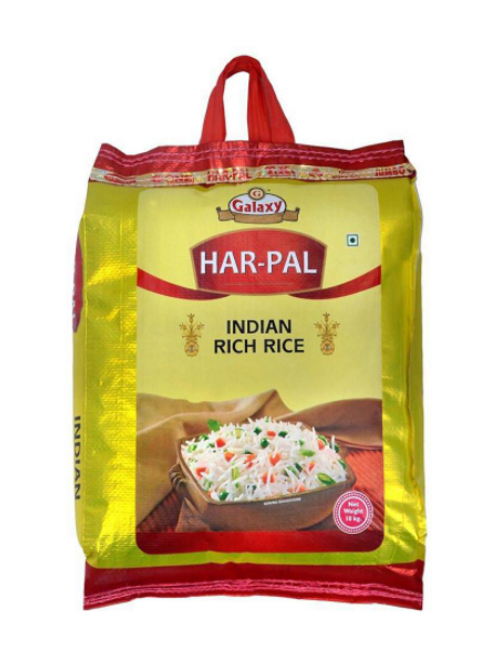 Harpal Galaxy Indian Rice 5 Kg